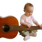 Trẻ bao nhiêu tuổi thì có thể học guitar?