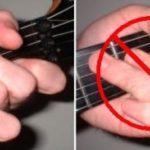 Những hợp âm cơ bản cho người mới chơi guitar