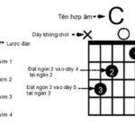 Tổng hợp các hợp âm cơ bản trong guitar