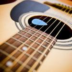 Cách làm sạch rỉ sét trên dây đàn guitar