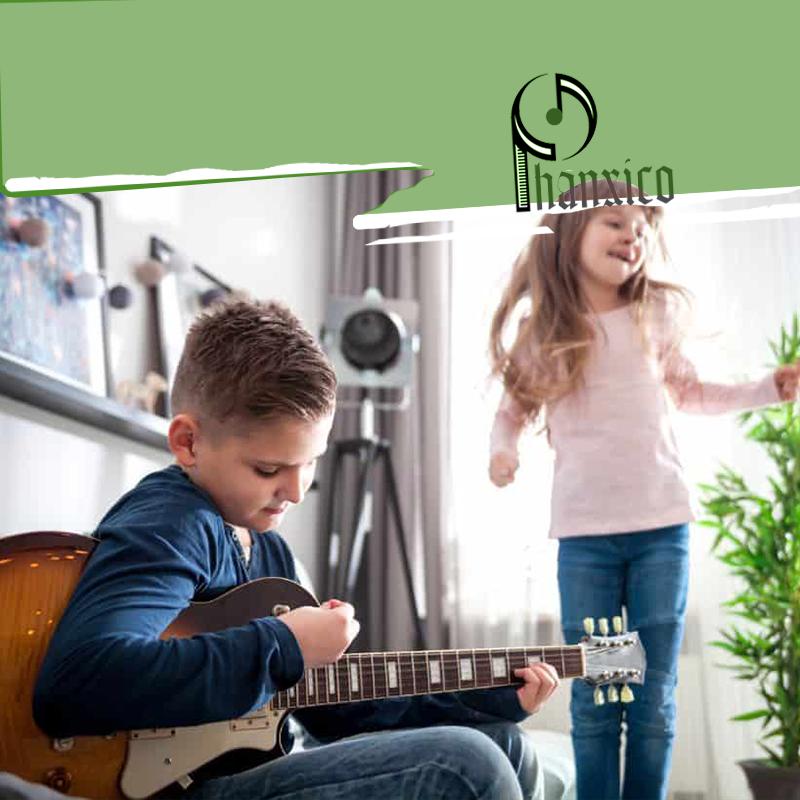 Khoá đàn học guitar thiếu nhi và người lớn