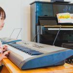 Luyện tư thế ngồi đúng chuẩn khi chơi đàn organ