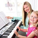 Khóa học đàn piano mùa hè 2018