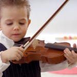 Lớp học đàn Violon cho trẻ em