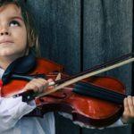 Tạo sao trẻ nhỏ nên học violon?