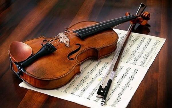 Hướng dẫn bài bấm ngón út khi chơi violin