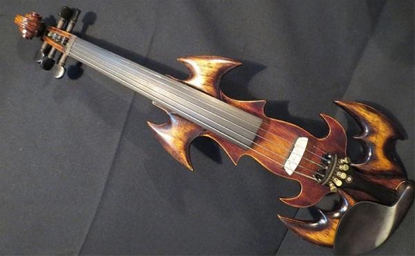 Đàn violin điện tử, bạn đã biết về chúng?