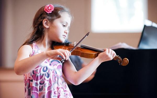 Học đàn violin đem lại lợi ích gì?
