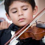 Bé từ 9-11 tuổi nên chọn đàn violin nào?