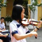 Hướng dẫn tập luyện ngón tay trên đàn Violin