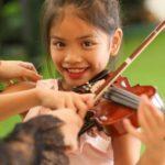 Chọn đàn violin cho bé từ 6-8 tuổi