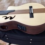 Đàn guitar Rodriguez model B CUT Boca MR Sol Y Sombra